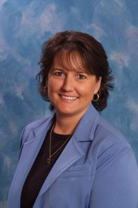 Kathy Giery, LifeQuest Organ Recovery Services director of donor program development, Gainesville.