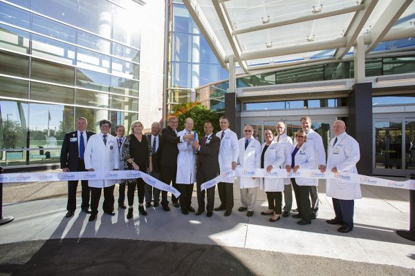 UF Health Shands - 60 Years of Moving Medicine Forward