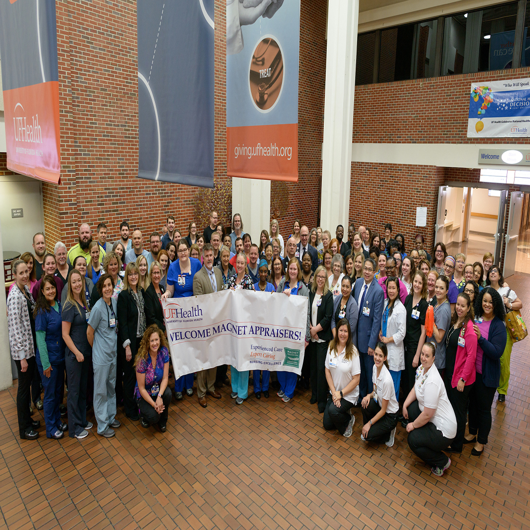 Building a better UF Health - Shands News + Notes