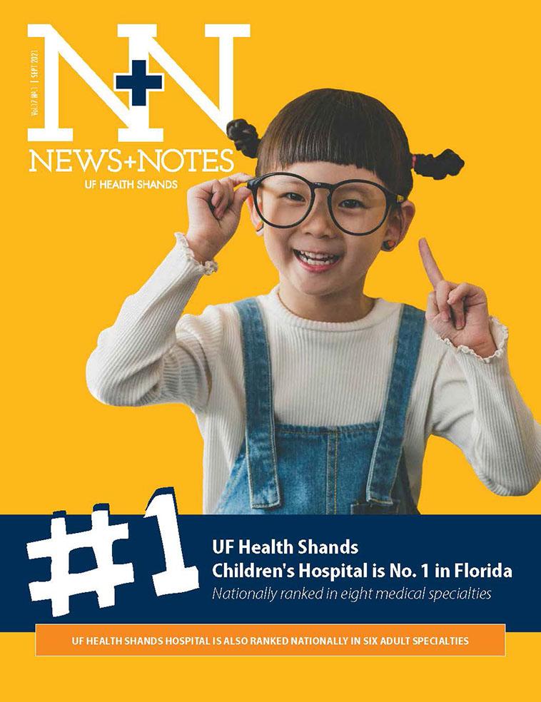 Cover for September 2021 Issue